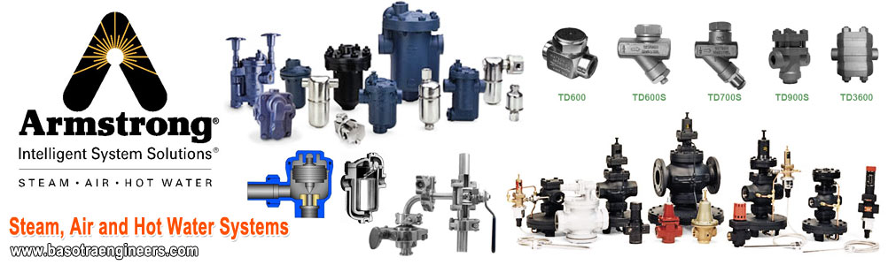 armstrong Steam, Air and Hot Water Systems suppliers distributors in ludhiana punjab india