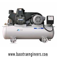 Air Cooled Lubricated Reciprocating Air Compressor suppliers distributors in ludhiana punjab india